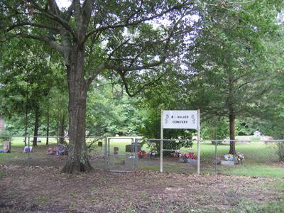 Ben F. Walker Cemetery